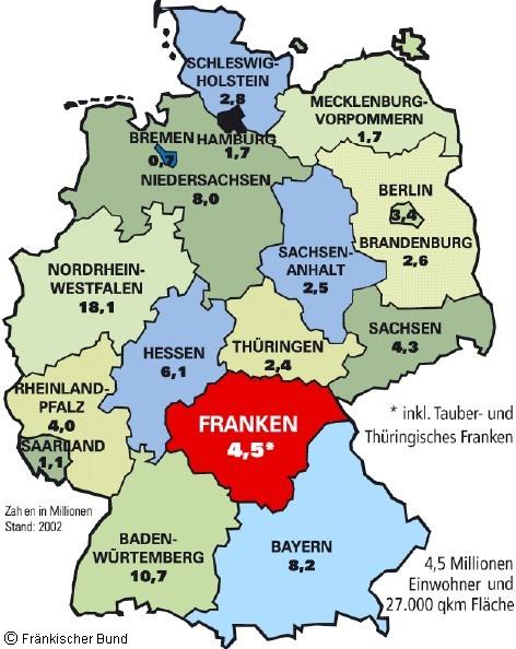 Franken-in-Deutschland
